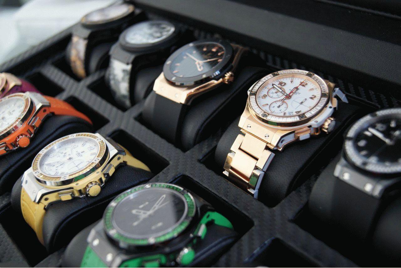 Продать часы в ломбарде «Премиум»